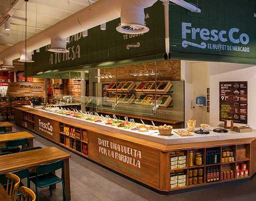 Nuestro Buffet FrescCo