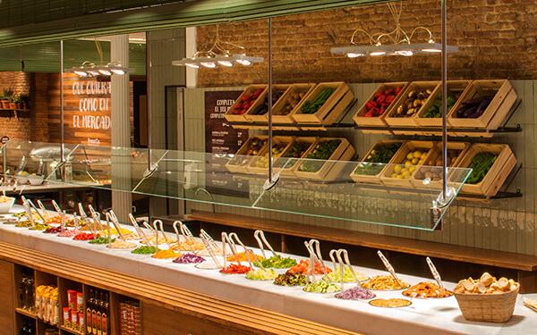 Promociones del Buffet Libre FrescCo