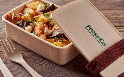 FrescCo apuesta por el packaging Plastic Free